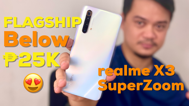 Realme X3 SuperZoom Long-Term Review + Unboxing: Flagship below Php 25K