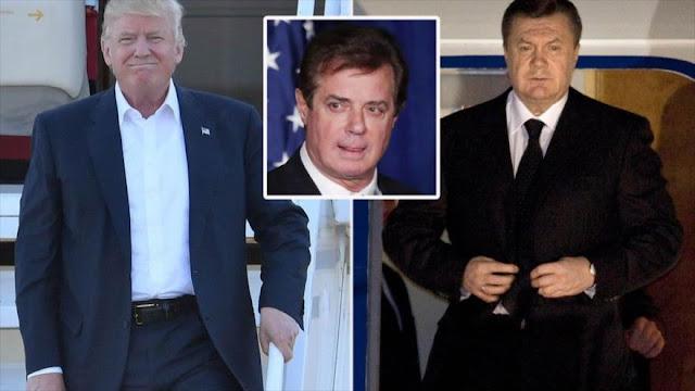 Investigan 'vínculos' entre funcionarios rusos y entorno de Trump