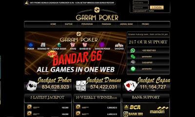 Garampoker Agen Poker Online Bandar Sakong Online Terbaik Sampai Saat Ini