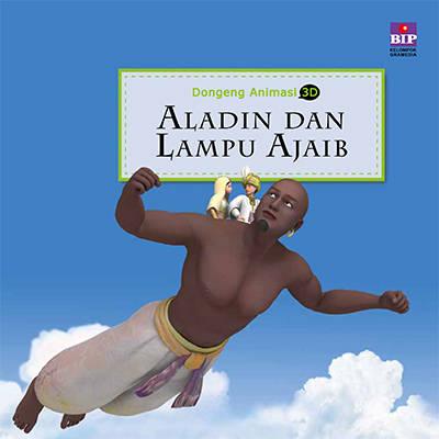 peristiwa ajaib terjadi ketika dia mendapatkan cincin dan lampu ajaib Dongeng Animasi Aladin dan Lampu Ajaib