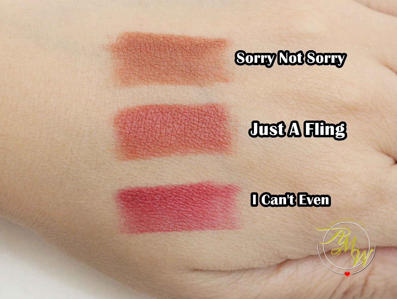 A Swatch Photo Of Pink Sugar X Project Vanity These Lips Donu0027t Lie Sorry