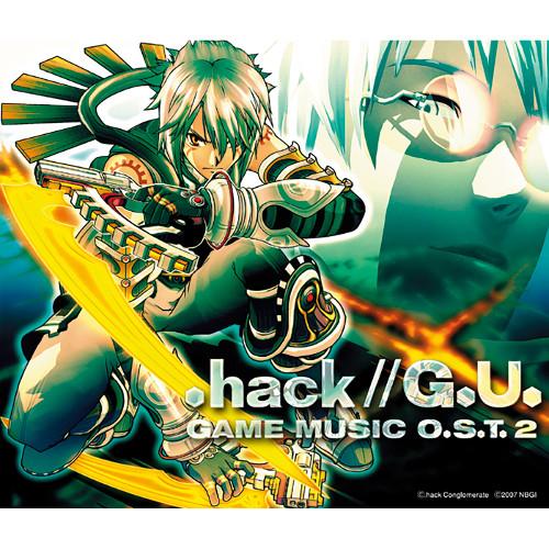 福田 考代 (Chikayo Fukuda) - .hack//G.U. GAME MUSIC オリジナル・サウンドトラック2