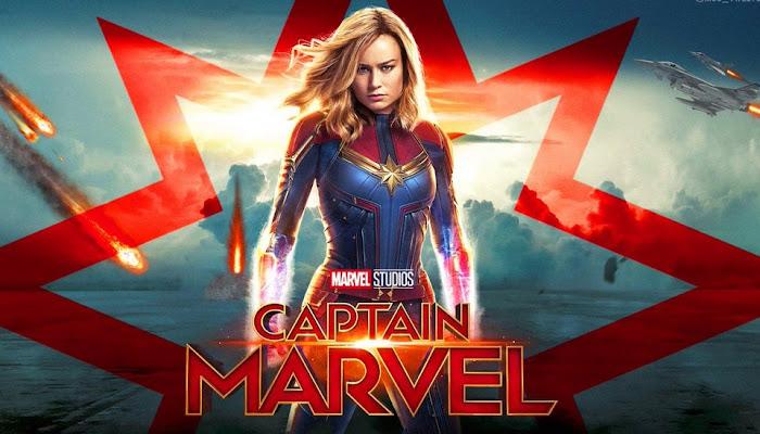 Capitã Marvel continua em exibição nos cinemas