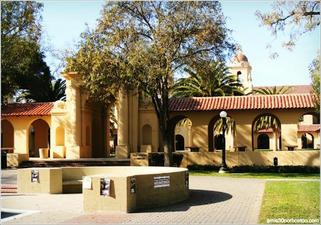 White Memorial Plaza