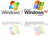 Logo WindowsXP Windows7-(32-y-64bits)