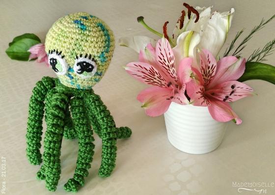 Flora – Petite Pieuvre Sensation Cocon -  PPSC