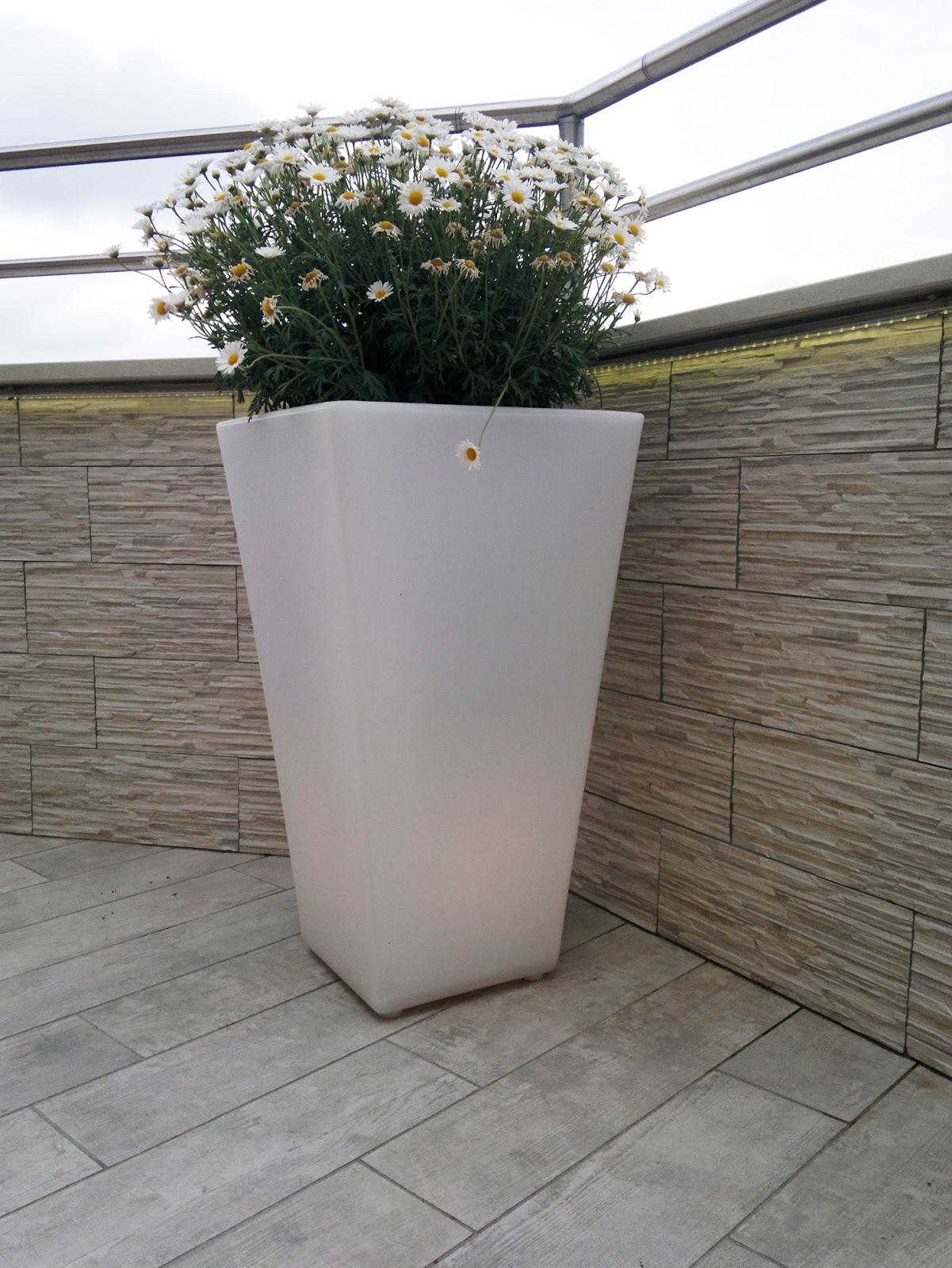 Illuminazione Led casa: Torino – Illuminazione Led di un terrazzo