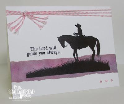 ODBD Howdy, Card Designer Angie Crockett