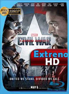 Capitán América Civil War 2016  HD [1080p] Latino [GoogleDrive] DizonHD