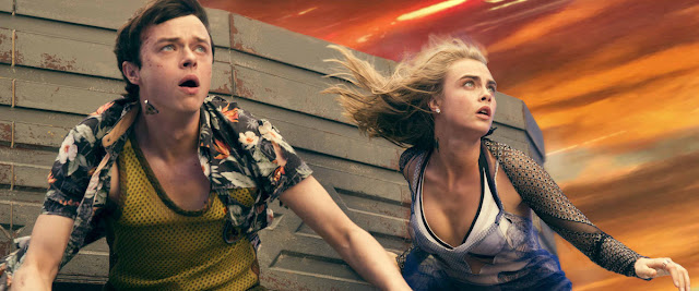 Valerian and the City of a Thousand Planets: Film Review
