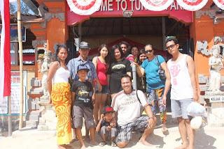 Tanjung Benoa Bali pusat water sport