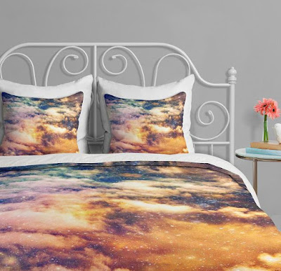 Cosmic Duvet Cover
