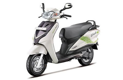 Hero Duet e Electric Scooter Pic