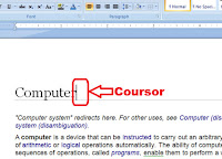 how to delete a line in ms word 2007