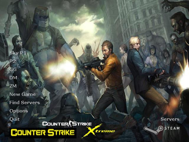 Team menu from cs xtreme v6! [counter-strike 1. 6] [gui mods].