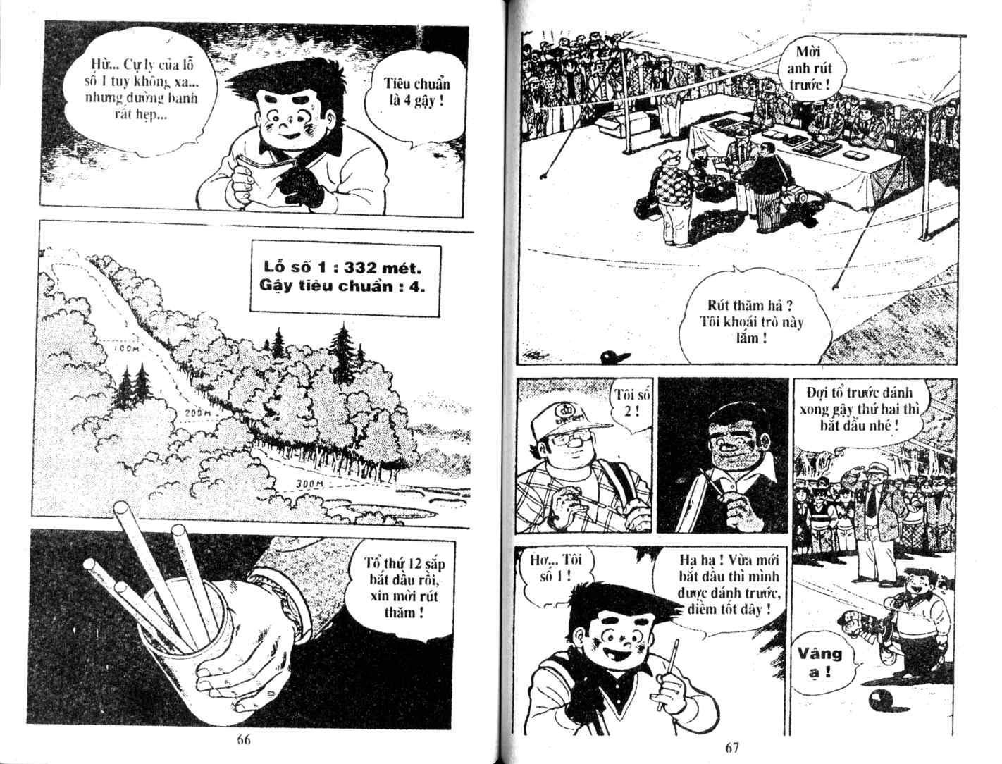Ashita Tenki ni Naare chapter 15 trang 32