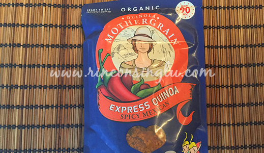quinoa mexicana sin gluten