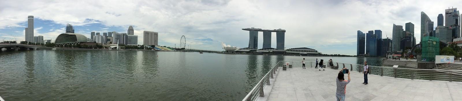 Koneksi WIFI Gratis di Singapura