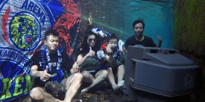 Telaga Sari , Sport Underwater