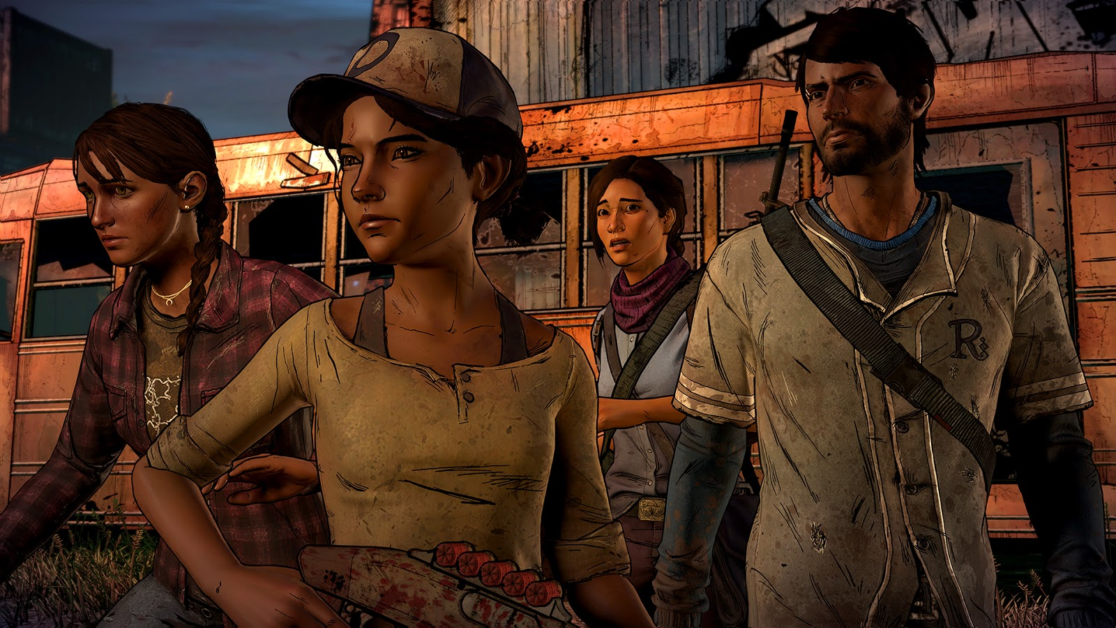The Walking Dead A New Frontier Episode 4 ESPAÑOL PC Full (CODEX) 6