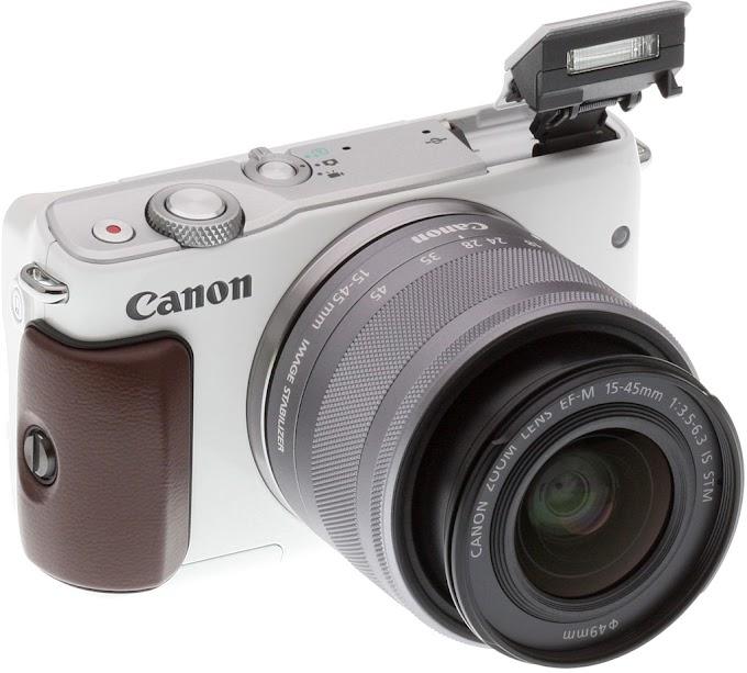 Desain Unggulan Canon M10 Tidak Bisa Dipungkiri