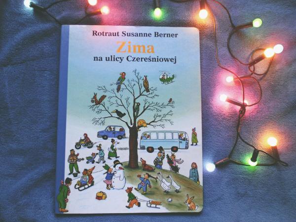 zima książki dla dzieci