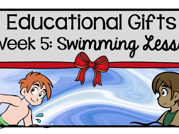 9 Weeks of Educational Gifts: Week 5