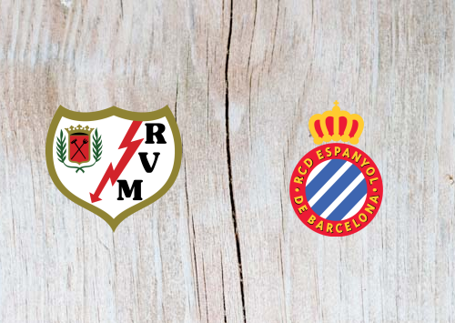 Rayo Vallecano vs Espanyol - Highlights 28 September 2018