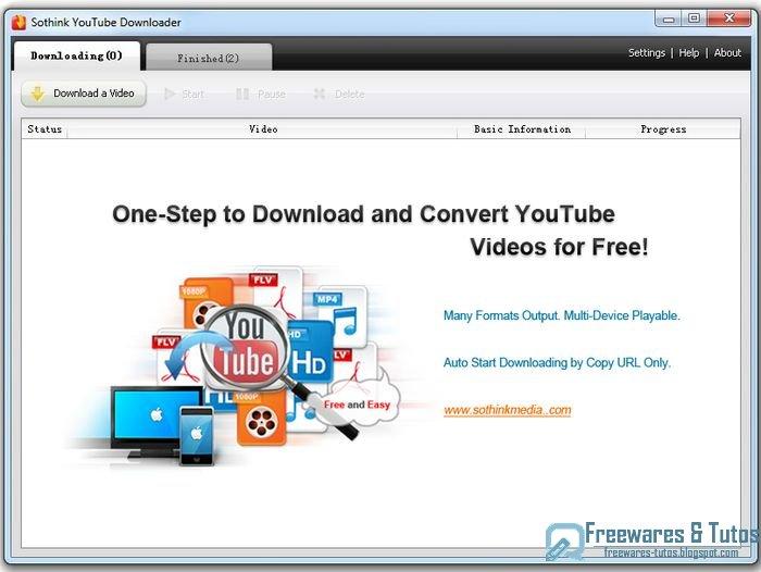 Youtube MP3 converter und downloader