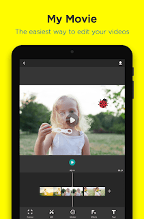 Video Editor for Youtube, Music – My Movie Maker v5.5.0 ad-free APK is Here !