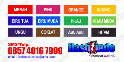contoh pilihan produk stempel warna alat otomatis murah, contoh pilihan produk stempel warna alat otomatis kilat, contoh pilihan produk stempel warna alat otomatis flashindo