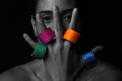 Aravinda MOJO Aromatherapy Slap Bracelet: Giveaway