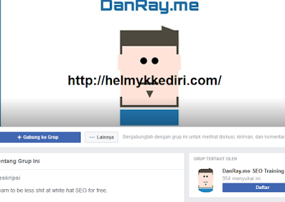Super Cool Dan Ray White Hat SEO dan Link Building Group