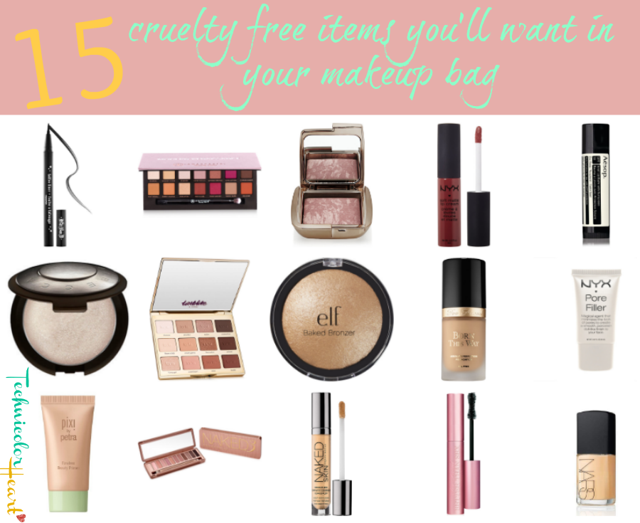 15 best cruelty free makeup items