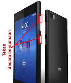 Cara Hard Reset Xiaomi Mi3
