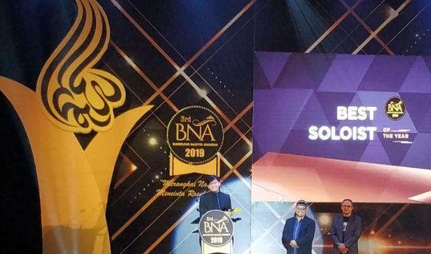 Daftar Peraih Penghargaan Bandung Nasyid Award 2019