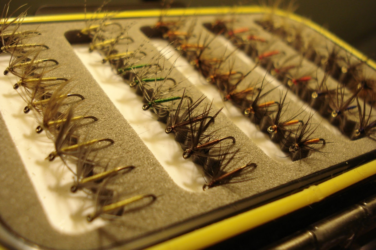 Soft Hackles Tight Lines