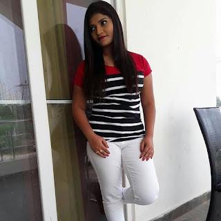 Tv actress shivani aka Telugu short film actress shashi aunty hot Navel Queens