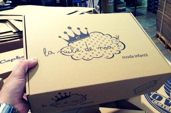cajas para envio de ropa