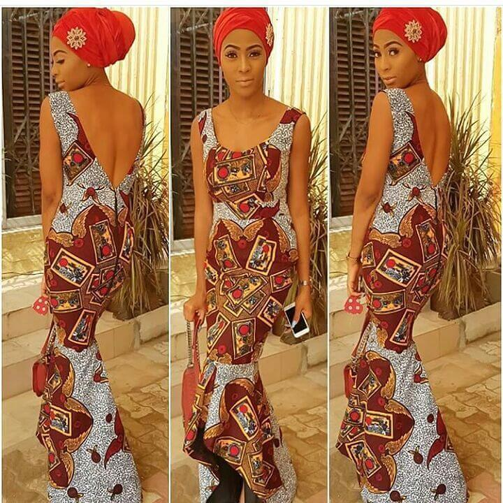 African ,short dresses ,Ankara Fashion ,ladies