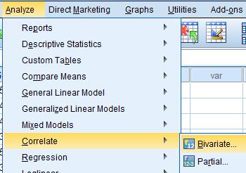 cara uji validitas dengan menggunakan spss statistik