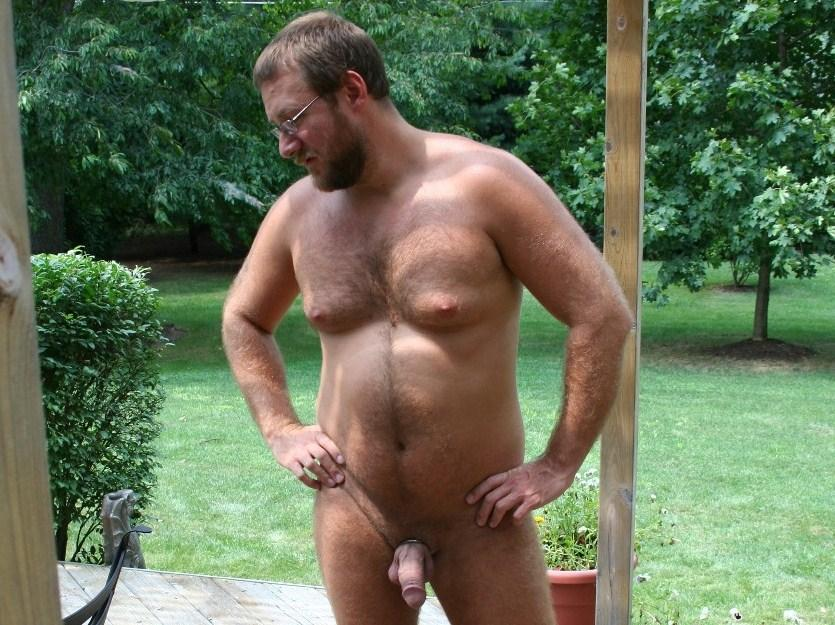 ordinary naked men over 40