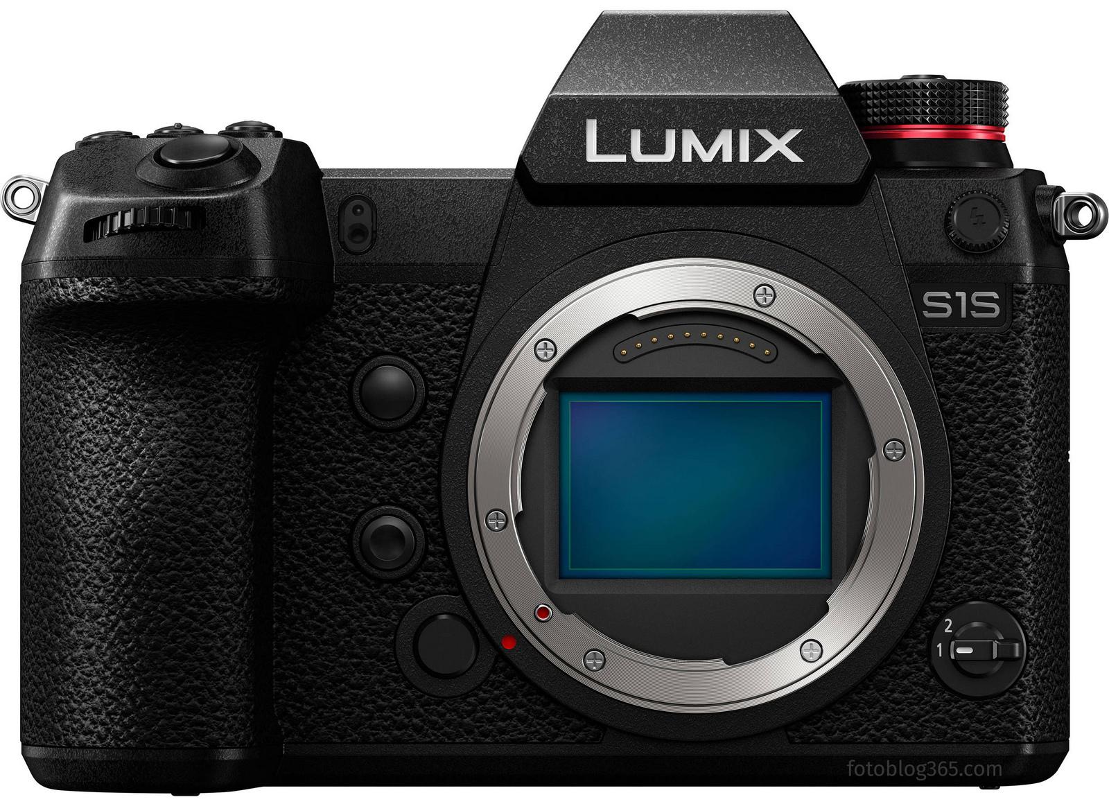 Фотоаппарат Panasonic Lumix S1