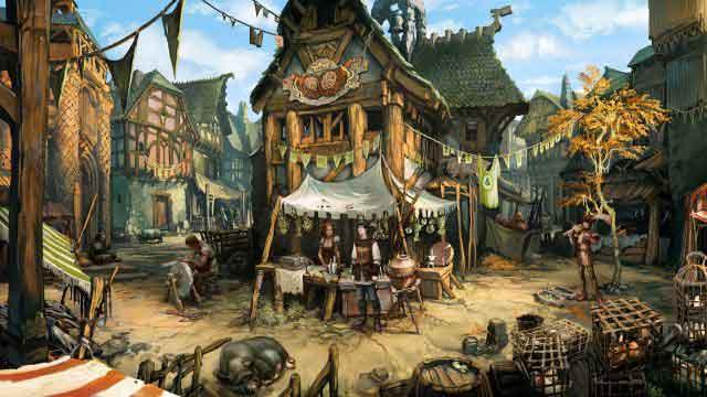 The Dark Eye Chains of Satinav (2012) Full PC Game Single Resumable Download Links ISO