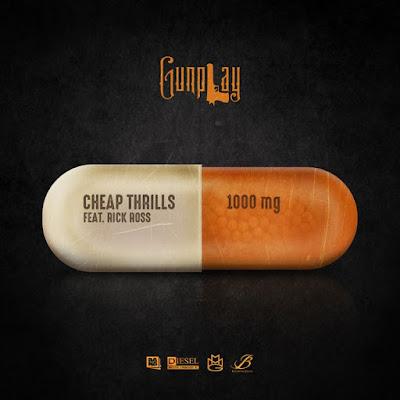 Gunplay Feat. Rick Ross – Cheap Thrills ( Rap 2018 ) [ DOWNLOAD ]