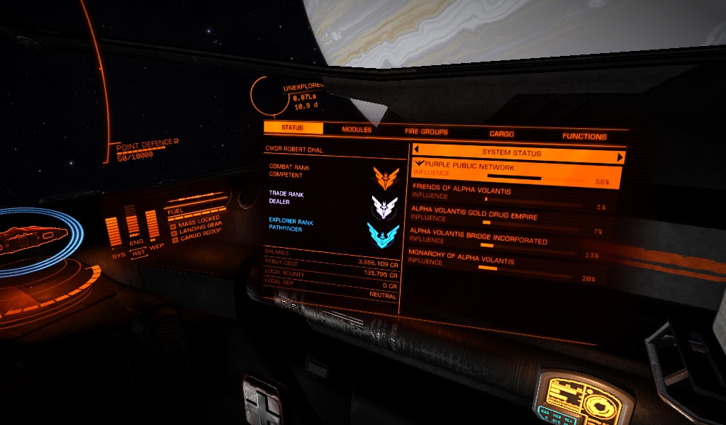 Elite Dangerous: Mostly Aimless