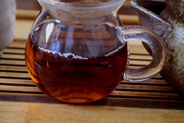 thé torréfié du Japon