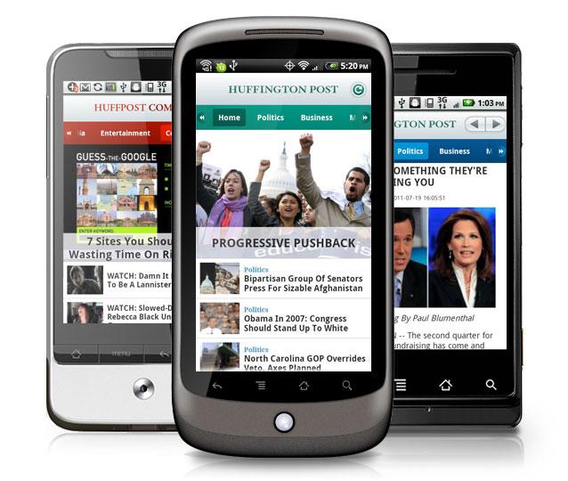 Truco leer periódico en smartphone