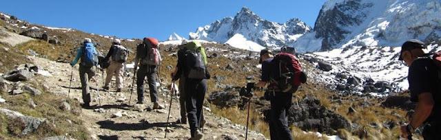 Camino Salkantay, Perú