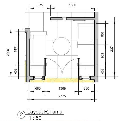 layout ruang makan simple small house design rh eaiieusoec littlesurprise store  layout ruang produksi makanan